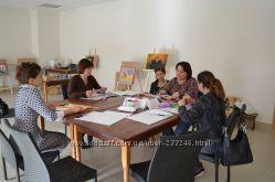 Мастер-классы. Цветы из фоамирана. Киев