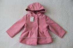 Кашемировое пальто фирмы Рep&Co на 2-3 года 92-98 см. Сток.