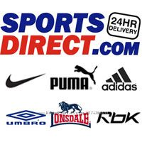 SportsDirect - мультибрендовый магазин спортивных товаров. Adidas, Puma etc