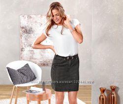 Модная джинсовая юбка 38евро 44наш TCM Tchibo