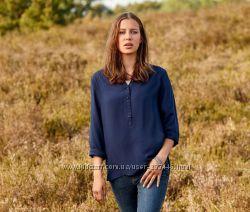 Красивая блуза 38евро 44наш Tchibo TCM