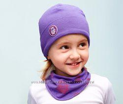 Красивый комплект шапочка шарф TCM Tchibo