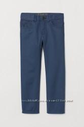 Приятнейшие котоновые брюки 122, 128, 134, 140 H&M