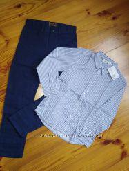 Нарядный стильный комплект 7-8лет 128 H&M