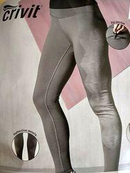 Классные спортивные термо лосины s, m, l германия Crivit Sports