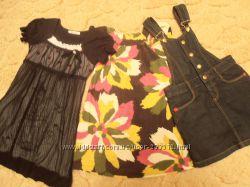 брендовые платья на 120-128