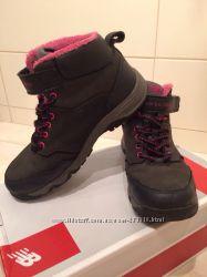 Ботинки New Balance 32. 5 р. для девочки