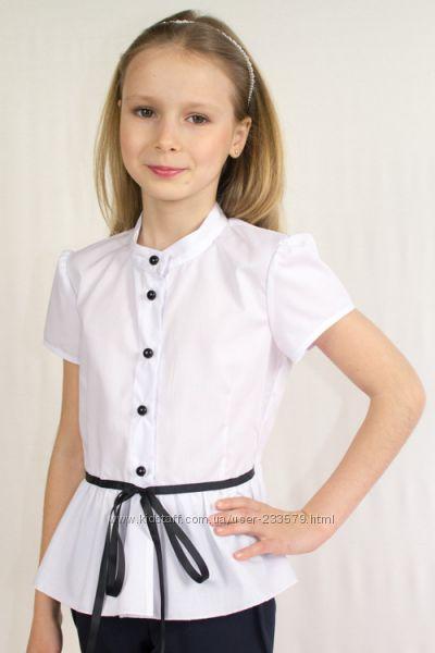 Модель Блузки Для Школы На 1 Сентября