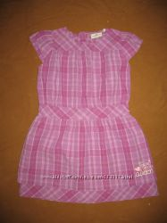 Продам красивое летнее платье Tom Tailor, размер 110