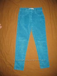 Продам модные вельветовые брюки Bon Prix, размер 122