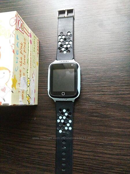 Умные часы с GPS трекером G900A