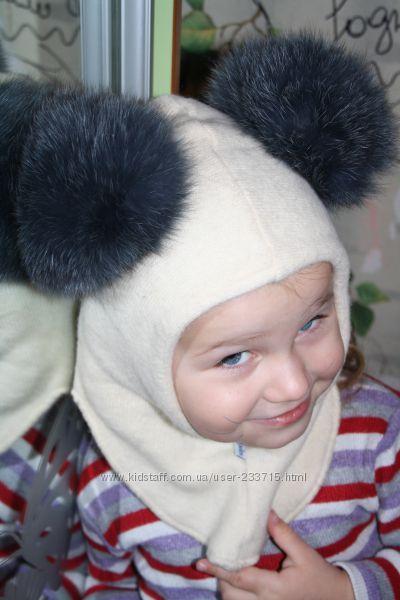 Шлемик-мишка под MOKOSH