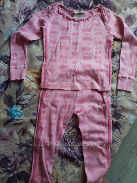 Juicy Couture Пижамка брендовая на 5 лет