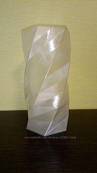 Замечательная ваза на 3Д принтере