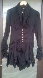 итальянская блузка-туника