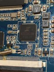 Контроллер питания АТС 2603 А
