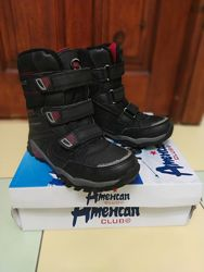 Термо-черевки American club 33 розмір