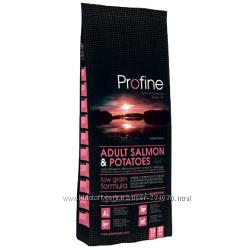 Profine Adult Large Breed Salmon Профайн лосось и картофель корм для собак