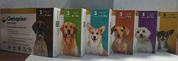 Таблетки от блох и клещей Симпарика для собак Simparica