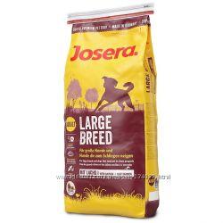 Корм для собак крупных пород Йозера Лардж брид Josera Dog Large Breed