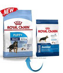Роял Канин Макси Юниор Royal Canin Maxi Junior корм для щенят крупных пород