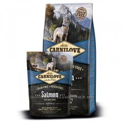 Carnilove сухой корм для собак Карнилав