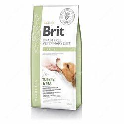 Сухой корм Brit Veterinary Diet Dog корм для собак Брит Ветеринарная диета