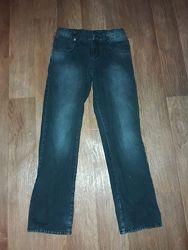 Зимние джинсы на флисе Глория Джинс Jee Gay на 13-14лет на 164см.