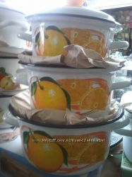 Керченская эмалированная посуда отличного качества