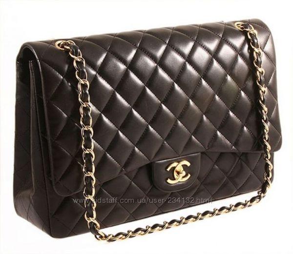 45eb2f9415ae Сумки Chanel Jumbo Maxi Flap кожа, 3349 грн. Женские сумки - Kidstaff |  №20139451