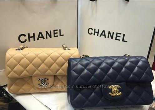 dddf64fd34af Сумки Chanel Classic Mini Flap кожа 20 см, 2399 грн. Женские сумки -  Kidstaff   №20160017