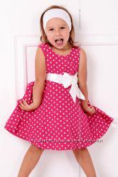 Рапродажа Нарядные платья для девочек от бренда Diemaan kids Польша