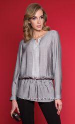 708fe6df163 Стильные блузы-туники