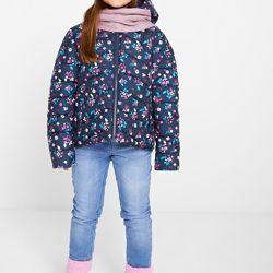 Стильная красивая куртка bonprix для маленькой модницы на 3-4 года