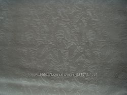 ткань вискоза белая