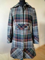 Шерстяное пальто Zara размер S в Идеале