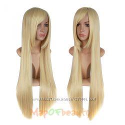Парики, парик, парик блонд, брюнетка, длинные, с челкой, без челки, каре