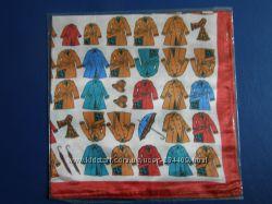 Нежные шелковые платки в наличии