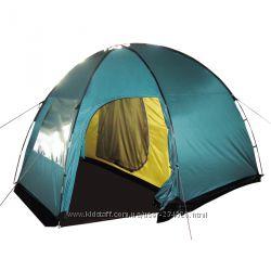 Палатки для кемпинга высокие 3-4 местные