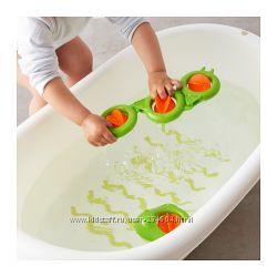 ИКЕА - СМОКРИП Игрушка для ванной, угорь