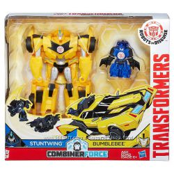 Набор Transformers Bumblebee and Stuntwing