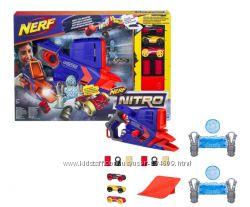 Наборы Nerf Nitro Flash Fury Chaos и AeroFury Ramp Rage