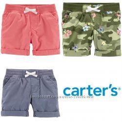 Стильные шорты Carter&acutes от года до 5 лет