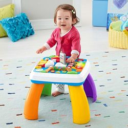 Fisher-Price Умный игровой столик Around The Town Learning Table
