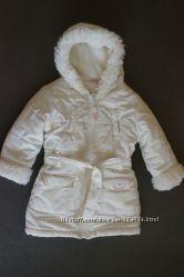 Куртка удлиненная на теплую зиму или холодную осень