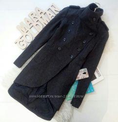Пальто с удлиненной спинкой от Gestuz р. М-Л