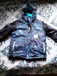 Куртка на мальчика зимняя демисезон