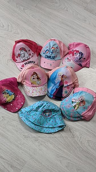 Шляпки, кепки детские