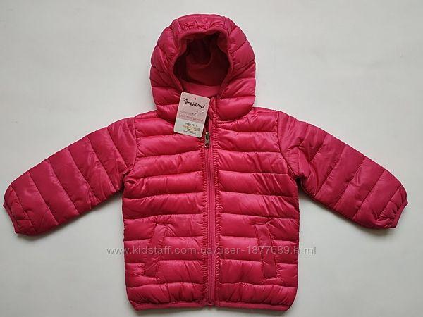 Куртка для девочки Impidimpi
