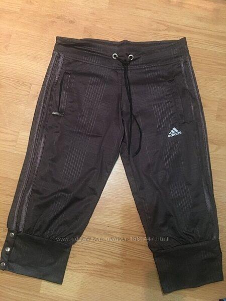 спортивные бриджи капри Adidas
